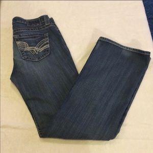 Big Star Maddie 19 Bootcut Jeans Size 28 R VGUC